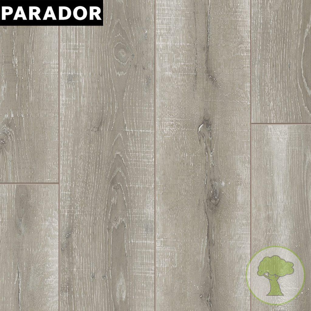Ламинат PARADOR Classic 1050 4V Дуб Винтаж серый антик 1х 1601444 32/AC4 1285mmх194mmx8mm 10пл 2,493 м.кв/уп