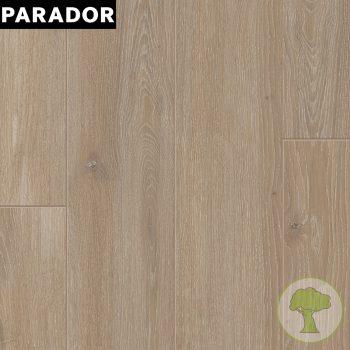 Ламинат PARADOR Classic 1050 4V Дуб Скайлайн жемчужно-серый 1х 1601448 32/AC4 1285mmх194mmx8mm 10пл 2,493 м.кв/уп