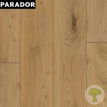 Ламинат PARADOR Classic 1050 4V Дуб Традиция натуральный элегант 1601449 32/AC4 1285mmх194mmx8mm 10пл 2,493 м.кв/уп