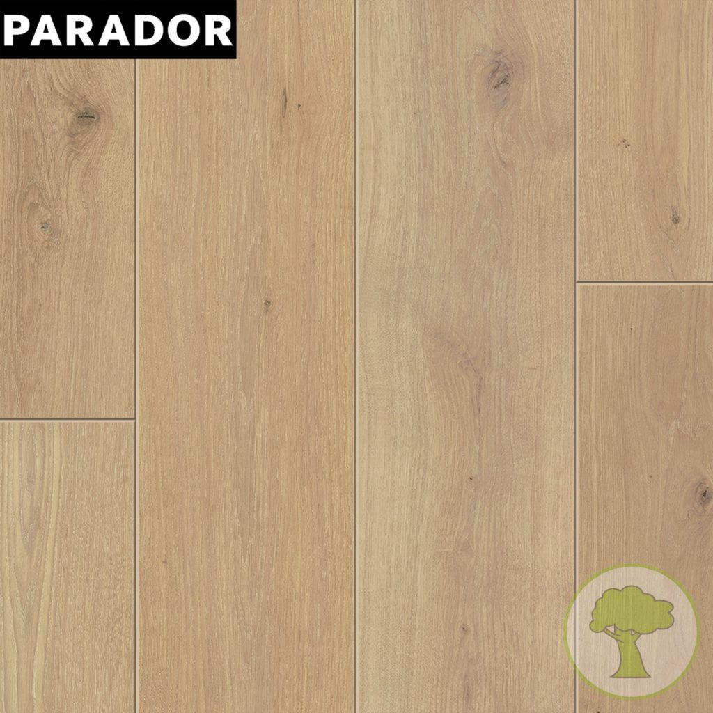 Ламинат PARADOR Classic 1050 4V Дуб Микс натуральный светлый 1х 1730463 32/AC4 1285mmх194mmx8mm 10пл 2,493 м.кв/уп