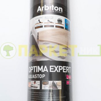 Подложка ARBITON OPTIMA EXPERT AQUASTOP 2мм рулон 10м²