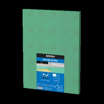 Подложка по ламинат ARBITON SECURA Extra 3мм листовая 6м² в упаковке