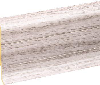 Плинтус пластиковый CEZAR Premium матовый Дуб Sardinia М157