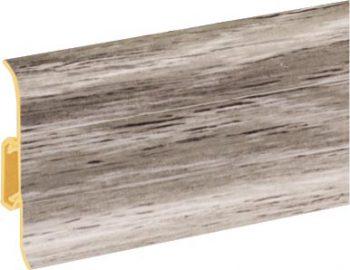 Плинтус пластиковый CEZAR Premium матовый Дуб Carballo М205