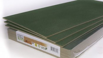 Подложка древесно волокнистая под ламинат и паркет ISOPLAAT 12мм 1200x600