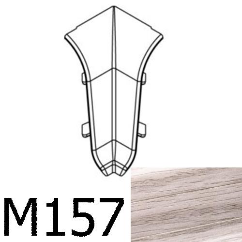 Соединитель угловой внутренний CEZAR Premium матовый Дуб Sardynia М157