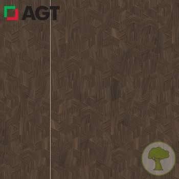 Дизайнерский Ламинат AGT Spark Brown PRK703 32/AC4 4V 1200mmx190mmx12mm 5пл 1,14м²/уп