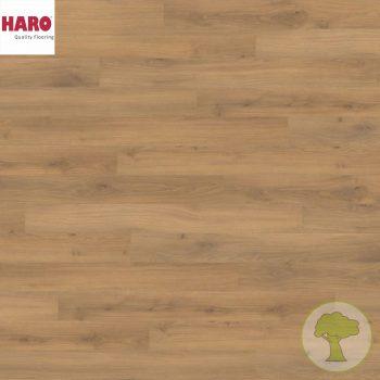 Ламинат HARO LOFT 4V Дуб Эмилия Медовая 538720 (1282 х 135 х 8 мм; 1,38 кв.м)