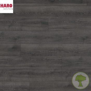 Ламинат HARO GRAN VIA 4V Дуб Contura Black 533144 32кл. 2200mmх243mmх8mm 5 планок 2,68 кв.м/уп
