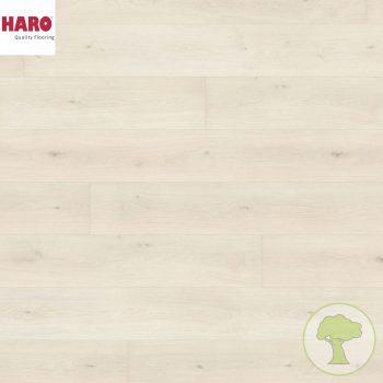 Ламинат HARO GRAN VIA 4V Дуб Эмилия белый 538765 32кл. 2200mmх243mmх8mm 5 планок 2,68 кв.м/уп