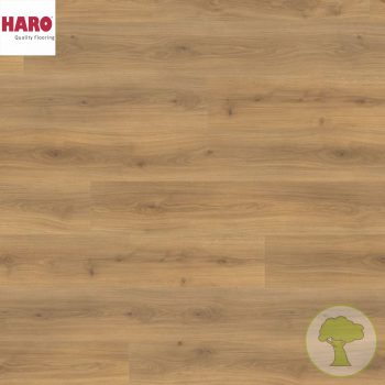 Ламинат HARO GRAN VIA 4V Дуб Эмилия Медовая 538772 32кл. 2200mmх243mmх8mm 5 планок 2,68 кв.м/уп