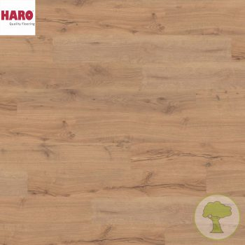 Ламинат HARO Tritty 100 4V Альпийський Дуб Натуральный 526676 32кл. 1282mmx193mmx8mm 8планок 1,98 кв.м/уп