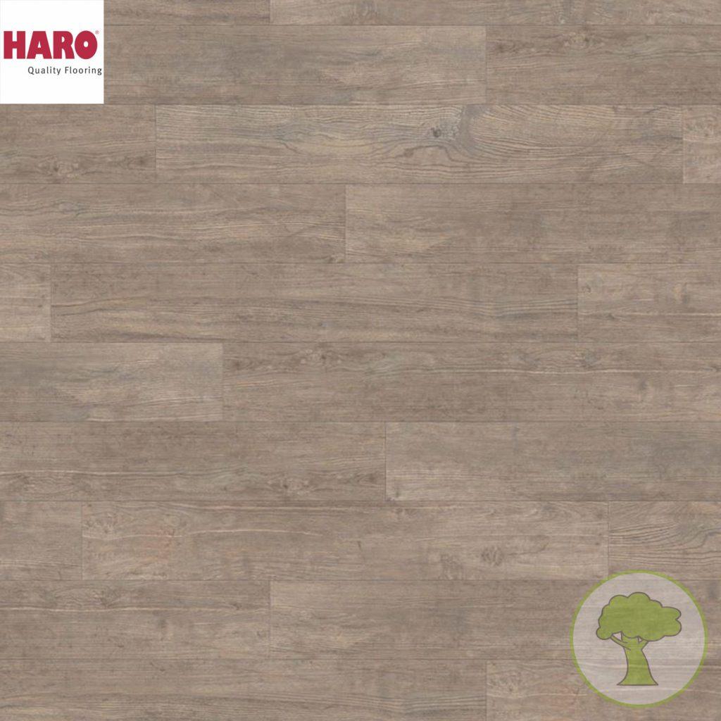 Ламинат HARO Tritty 100 Каштан импрессо 526680 32кл. 1282mmx193mmx8mm 8планок 1,98 кв.м/уп