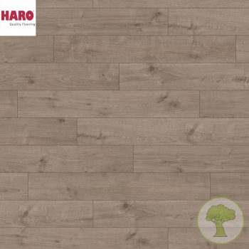 Ламинат HARO Tritty 100 Дуб Portland Grey 533121 32кл. 1282mmx193mmx8mm 8планок 1,98 кв.м/уп