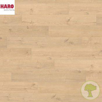 Ламинат HARO Tritty 100 4V Дуб Portland Puro 533122 32кл. 1282mmx193mmx8mm 8планок 1,98 кв.м/уп