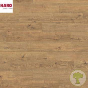 Ламинат HARO Tritty 100 4V Дуб Portland Nature 533123 32кл. 1282mmx193mmx8mm 8планок 1,98 кв.м/уп
