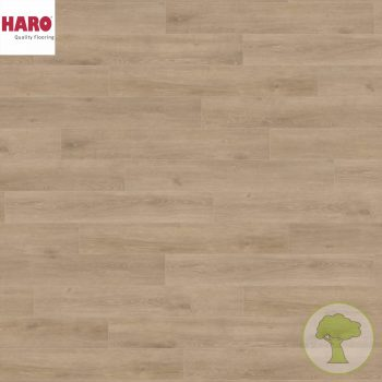 Ламинат HARO Tritty 100 4V Дуб венето кремовый 535261 32кл. 1282mmx193mmx8mm 8планок 1,98 кв.м/уп
