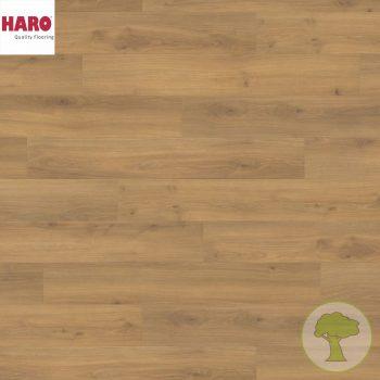 Ламинат HARO Tritty 100 4V Дуб Эмилия медовая 538692 32кл. 1282mmx193mmx8mm 8планок 1,98 кв.м/уп