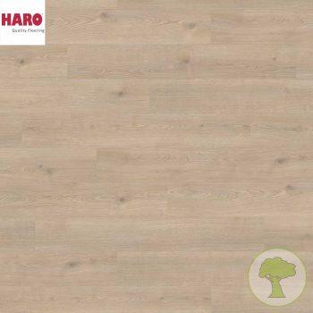 Ламинат HARO Tritty 100 4V Дуб Kонтура каменносерый 538696 32кл. 1282mmx193mmx8mm 8планок 1,98 кв.м/уп