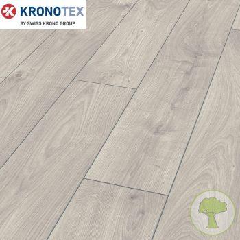 Ламинат Kronotex Exquisit V4 3223 Дуб Атлас Белый 1х 5G 32/AC4 1380mmх193mmх8mm 8пл. 2.131м²/уп