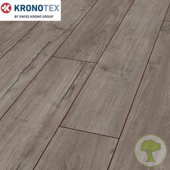 Ламинат Kronotex Exquisit V4 3242 Тик Ностальгия Серебро 1х 5G 32/AC4 1380mmх193mmх8mm 8пл. 2.131м²/уп
