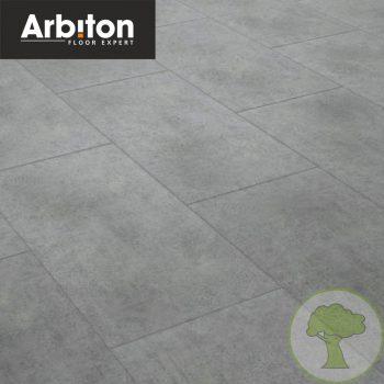 Виниловый пол Arbiton Aroq stone design Бруклин Бетон DA121 42/V4 610mmх305mmх2,5mm 20пл. 3,721м²/уп