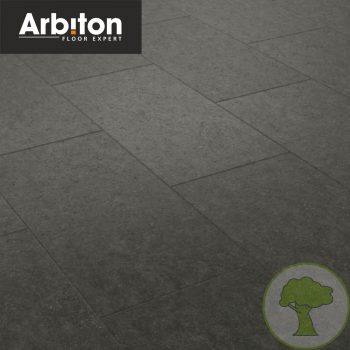 Виниловый пол Arbiton Aroq stone design Бродвей Бетон DA122 42/V4 610mmх305mmх2,5mm 20пл. 3,721м²/уп