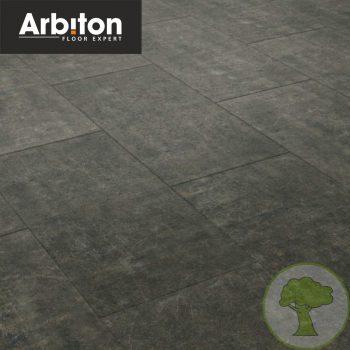 Виниловый пол Arbiton Aroq stone design Манхеттен Бетон DA123 42/V4 610mmх305mmх2,5mm 20пл. 3,721м²/уп