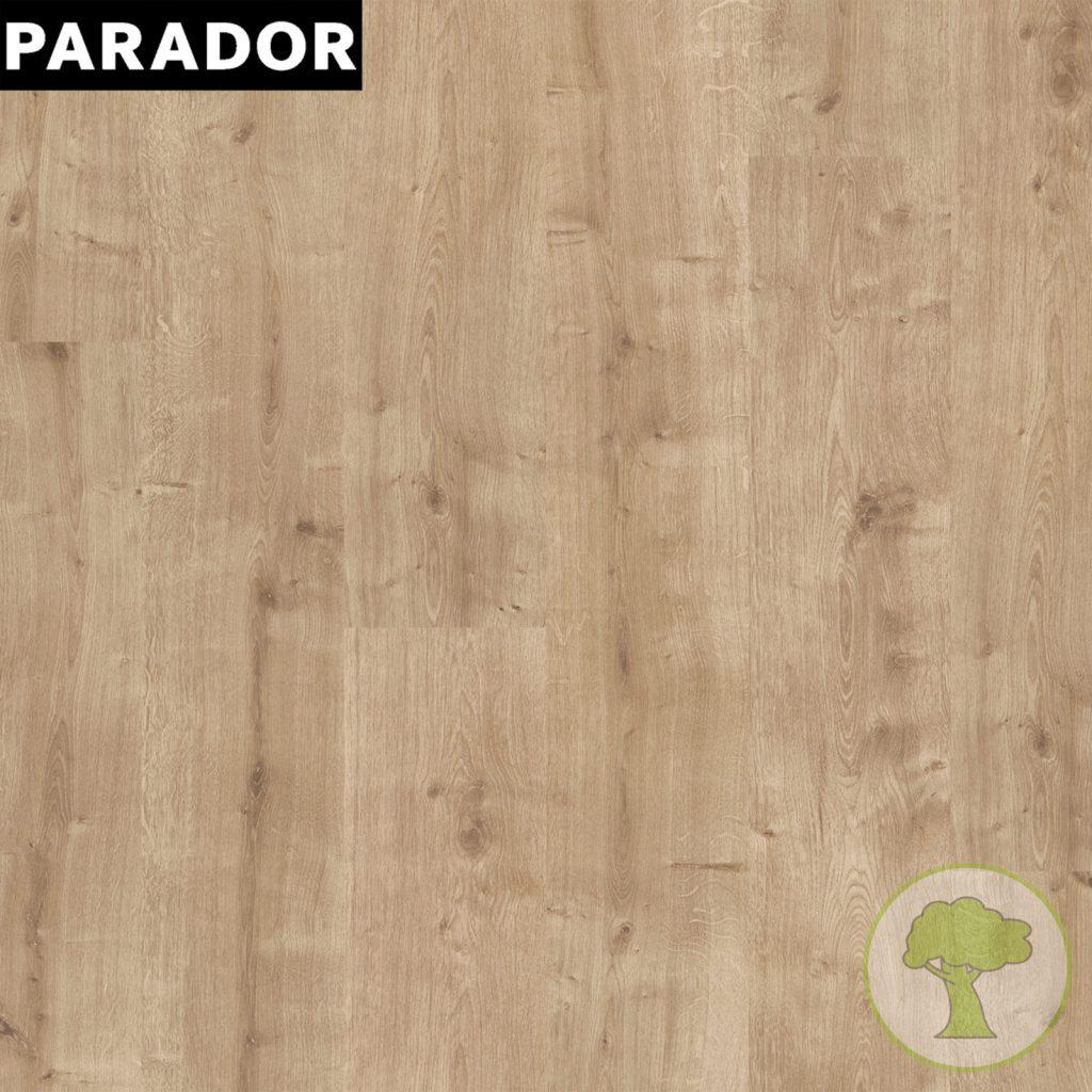 Ламинат Parador Basic 400 V0 Дуб песчаный 1х 1426462 32/AC4 1285mmх194mmх8mm 10пл 2,493 м.кв/уп