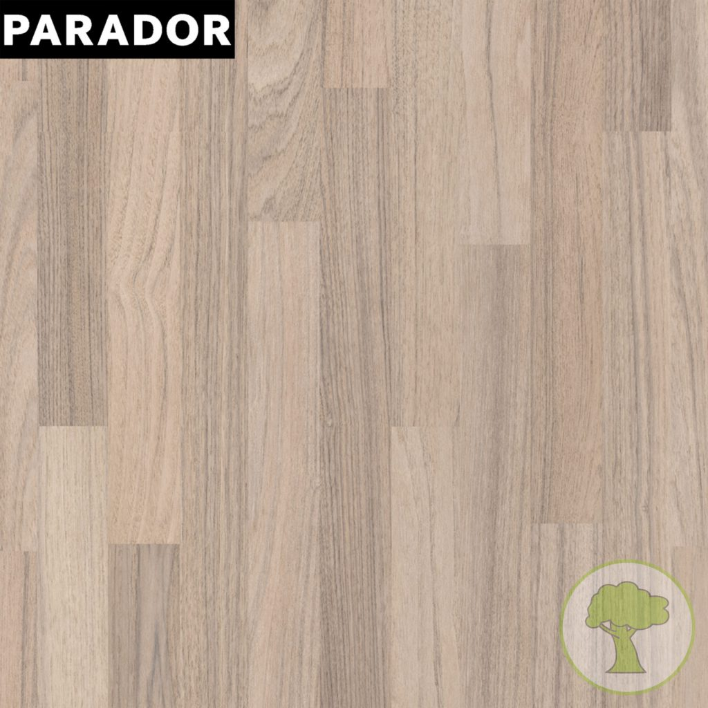 Ламинат Parador Basic 400 V0 Тик выбеленный 3х 1426506 32/AC4 1285mmх194mmх8mm 10пл 2,493 м.кв/уп