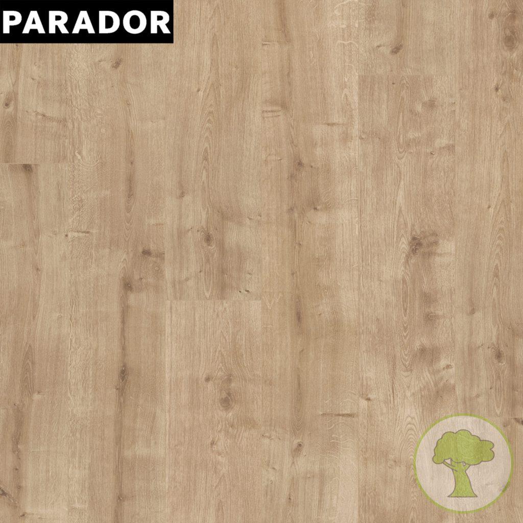 Ламинат Parador Basic 400 4V Дуб песчаный 1х 1426542 32/AC4 1285mmх194mmх8mm 10пл 2,493 м.кв/уп
