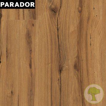 Ламинат Parador Basic 400 4V Дуб История 1х 1593795 32/AC4 1285mmх194mmх8mm 10пл 2,493 м.кв/уп
