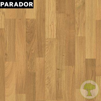 Ламинат Parador Basic 400 V0 Дуб натур 3х 1593812 32/AC4 1285mmх194mmх8mm 10пл 2,493 м.кв/уп
