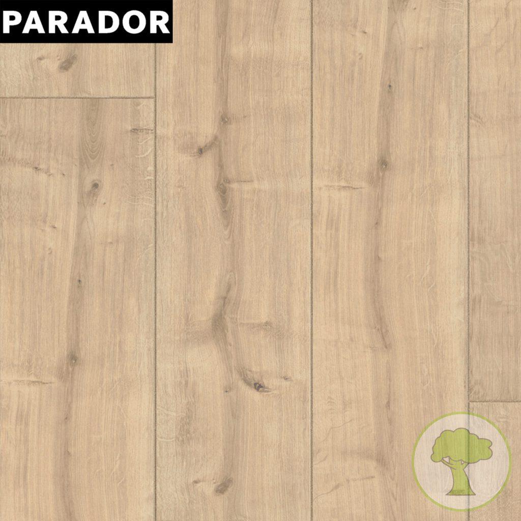 Ламинат PARADOR Classic 1050 4V Дуб песчаный 1х 1475604 32/AC4 1285mmх194mmx8mm 10пл 2,493 м.кв/уп