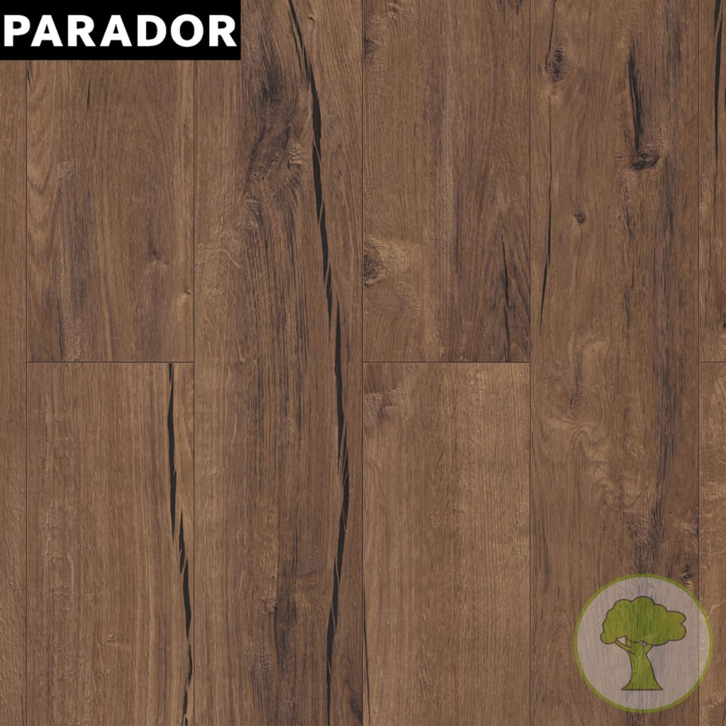 Ламинат PARADOR Trendtime 1 4Vm Дуб Вековой антик 1473914 32/AC4 1285mmх158mmx8mm 10пл 2,03 м.кв/уп