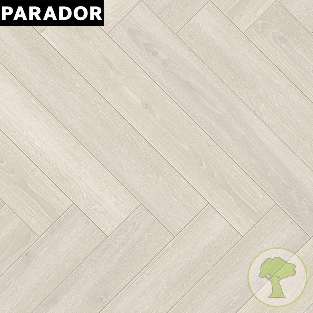 Ламинат PARADOR Trendtime 3 4V Дуб Скайлайн белый 1х 1730251 32/AC4 858mmх143mmx8mm 13 пл 1,595 м.кв/уп