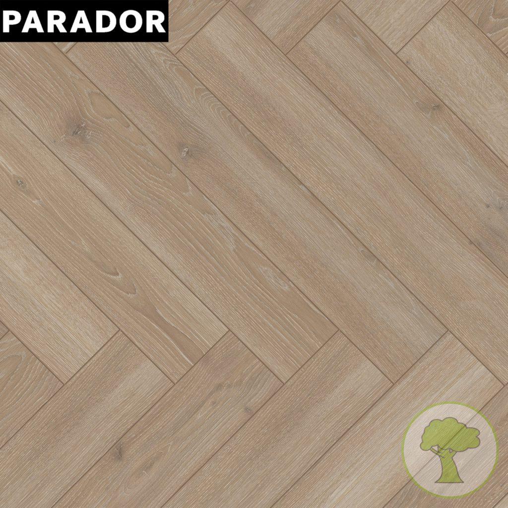 Ламинат PARADOR Trendtime 3 4V Дуб Скайлайн жемчужно-серый 1х 1730252 32/AC4 858mmх143mmx8mm 13 пл 1,595 м.кв/уп