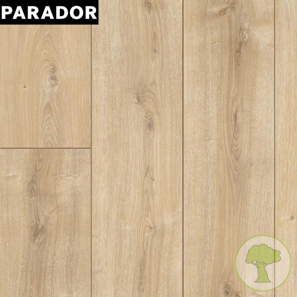 Ламинат PARADOR Trendtime 6 4V Дуб нова светлый выбеленный 1567469 32/AC4 2200mmх243mmx9mm 5пл 2,673 м.кв/уп