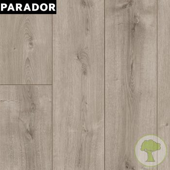 Ламинат PARADOR Trendtime 6 4V Дуб Валере жемчужно-серый выбеленный 1567471 32/AC4 2200mmх243mmx9mm 5пл 2,673 м.кв/уп