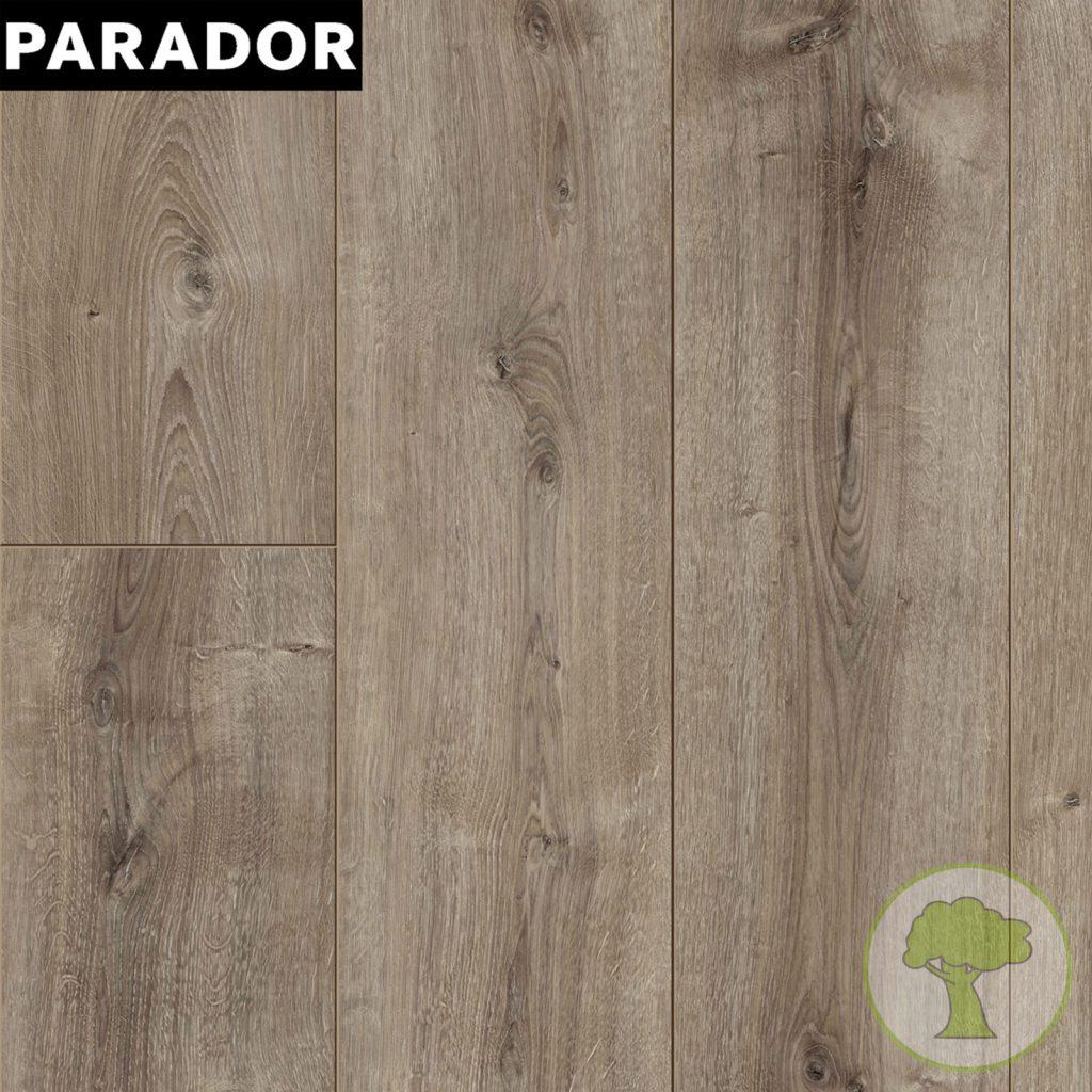Ламинат PARADOR Trendtime 6 4V Дуб Валере темный выбеленный 1567472 32/AC4 2200mmх243mmx9mm 5пл 2,673 м.кв/уп