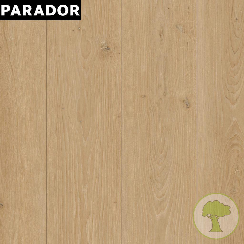 Ламинат PARADOR Trendtime 6 4V Дуб Студиолайн натуральный 1х 1601102 32/AC4 2200mmх243mmx9mm 5пл 2,673 м.кв/уп