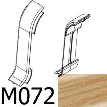 Соединитель CEZAR Premium стыковой матовый Тик М072