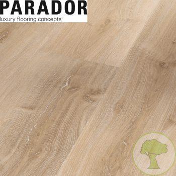 Виниловый пол PARADOR Basic 30 Дуб Рояль светло-вибелен. 1604831 23/31 1207mmх216mmх9,4mm 7пл 1,825м²/уп