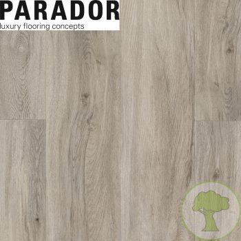 Виниловый пол PARADOR Basic 30 Дуб пастэльно-серый 1513441 23/31 1207mmх216mmх9,4mm 7пл 1,825м²/уп