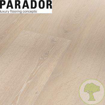 Виниловый пол PARADOR Basic 30 Дуб Скайлайн Белый 1601338 23/31 1207mmх216mmх9,4mm 7пл 1,825м²/уп