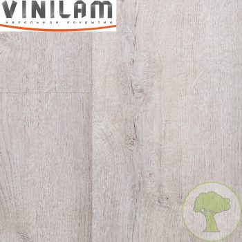 Виниловый ламинат Vinilam Click 3.7mm 20468 Дуб Ален 43кл 4Vmicro 1219mmх184mmх3.7mm 14пл. 3.15м2/уп