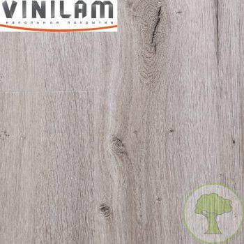 Виниловый ламинат Vinilam Click 3.7mm 6543 Дуб Темплин 43кл 4Vmicro 1219mmх184mmх3.7mm 14пл. 3.15м2/уп