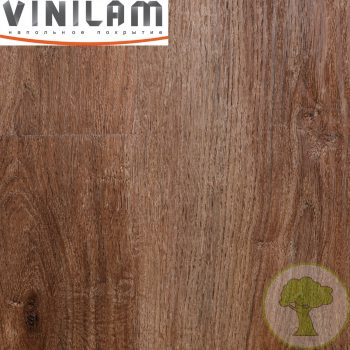 Виниловый ламинат Vinilam Click 3.7mm 8172 Дуб Галле 43кл 4Vmicro 1219mmх184mmх3.7mm 14пл. 3.15м2/уп