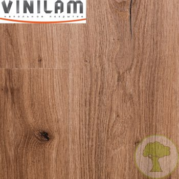 Виниловый ламинат Vinilam Click 3.7mm 8861 Дуб Норден 43кл 4Vmicro 1219mmх184mmх3.7mm 14пл. 3.15м2/уп