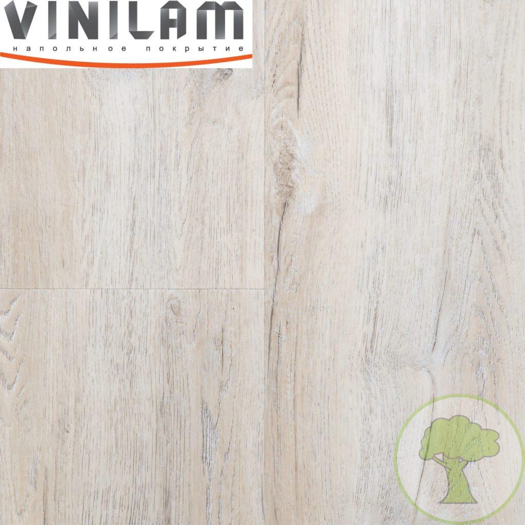 Виниловое покрытие VINILAM CERAMO click 4.5 mm с подложкой 8875 Дуб Цюрих 43кл 4Vmicro 1520mmх225mmх4.5mm 8пл. 2.74м2/уп